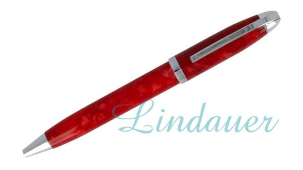 Mini-Kugelschreiber in rot