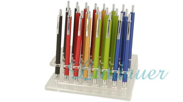Lindauer Mini-Kugelschreiber gestreift