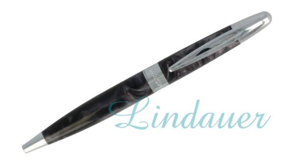 Mini-Kugelschreiber schwarz