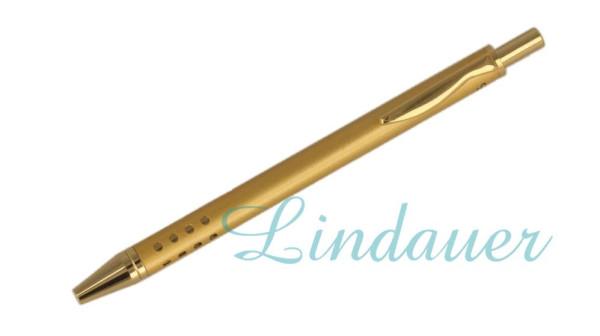 Lindauer Mini-Kugelschreiber gold