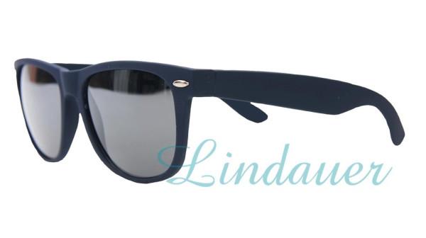 Sonnenbrille, marineblau
